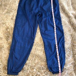 Nike Pants - Nike Windbreaker Lined Pants Vintage 90's